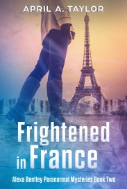 Frightened in France eBook Cover