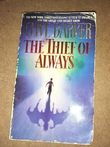 The Thief of Always by Clive Barker Review